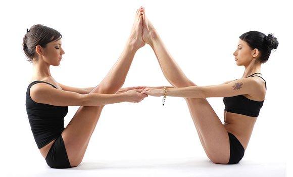 yoga class intermediate