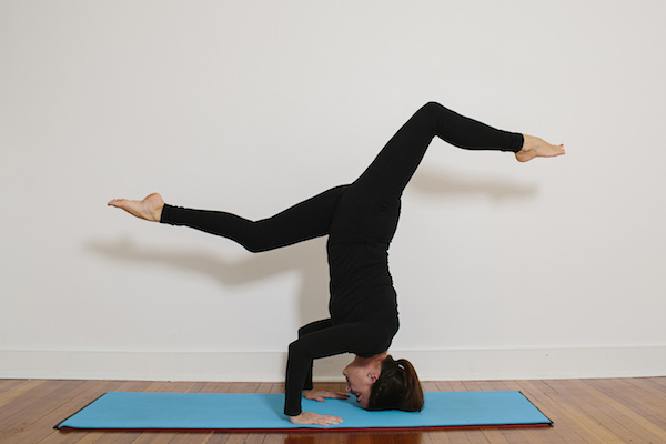 inversion yoga intermediate