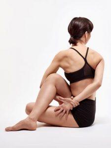 yoga practice class